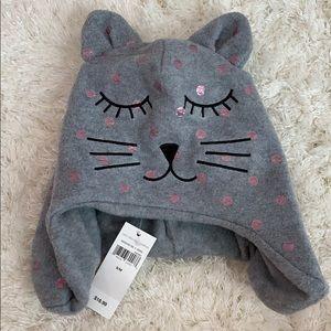 Baby Gap Cat Winter Hat - Little Girl
